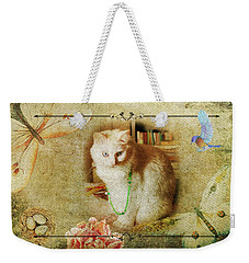 Kitty Cat Composite Art II Weekender Tote Bag
