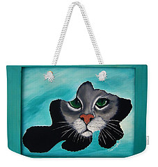 Cat-fish Weekender Tote Bag