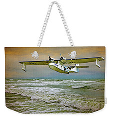 Catalina Flying Boat Weekender Tote Bag