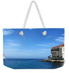 Catalina Island Casino Weekender Tote Bag