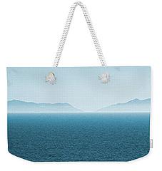 Catalina Test Weekender Tote Bag by Ben and Raisa Gertsberg