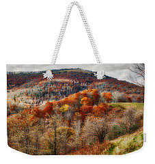 Cataloochee Fall Weekender Tote Bag