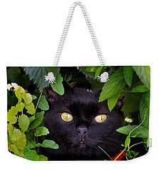 Catboo In The Wild Weekender Tote Bag