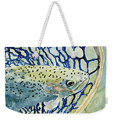 Catch And Release Weekender Tote Bag