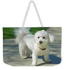Catch Me If You Can Mommy Weekender Tote Bag by Emmy Marie Vickers