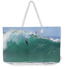 Catch Me Weekender Tote Bag