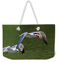 Catch Of The Day - 2 Weekender Tote Bag