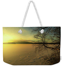 Catch The Light Weekender Tote Bag