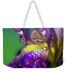 Catching Raindrops  Weekender Tote Bag