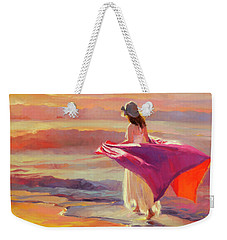 Catching The Breeze Weekender Tote Bag