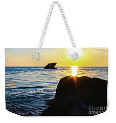 Catching The Sun Weekender Tote Bag