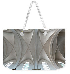 Catedral De La Purisima Concepcion Ceiling Weekender Tote Bag