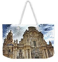 Catedral De Murcia Weekender Tote Bag