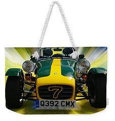 Caterham 7 Weekender Tote Bag