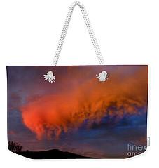 Caterpillar Cloud In The Sky Weekender Tote Bag