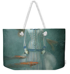 Catfish Cat Weekender Tote Bag