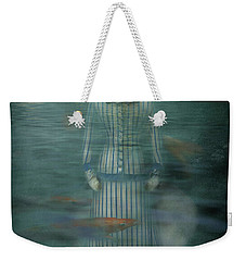 Catfish Kitty Weekender Tote Bag
