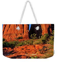 Cathedral 06-074 Weekender Tote Bag