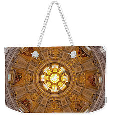 Weekender Tote Bag featuring the photograph Cathedral Dome  by Geoff Smith