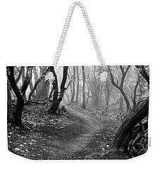 Cathedral Hills Serenity In Black And White Weekender Tote Bag