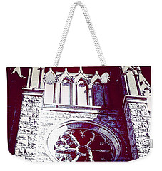 Cathedral In Archangel Glow Weekender Tote Bag