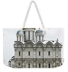 Cathedral Of Archangel Michael Weekender Tote Bag