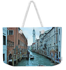 Cathedral Of San Giorgio Dei Greci Weekender Tote Bag