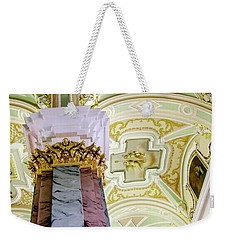 Cathedral Of Saints Peter And Paul Weekender Tote Bag