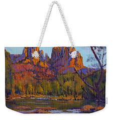 Cathedral Rock 2 Weekender Tote Bag
