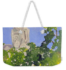 Cathedral Weekender Tote Bag