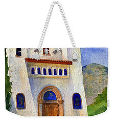 Catholic Church Miami Arizona Weekender Tote Bag