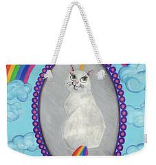 Caticorn Weekender Tote Bag