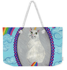Caticorn Weekender Tote Bag