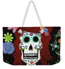 Catrina's Garden Weekender Tote Bag