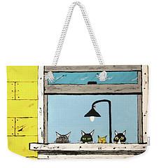 Cats Daydreaming Weekender Tote Bag