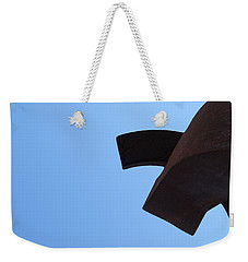 Cat's Eye View Weekender Tote Bag
