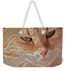 Cats Know Weekender Tote Bag
