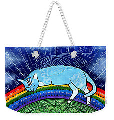 Cats Sleep Anywhere Weekender Tote Bag