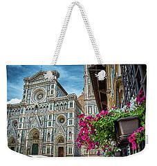 Cattedrale Di Santa Maria Del Fiore Weekender Tote Bag