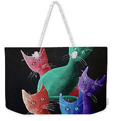 Catz Catz Catz Weekender Tote Bag