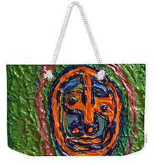 Caught In The Vortex  Weekender Tote Bag