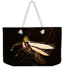 Caught Prey Weekender Tote Bag by Jorgo Photography - Wall Art Gallery