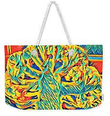 Cauliflower Tree Weekender Tote Bag