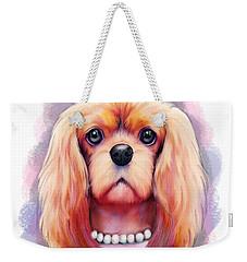 Cavalier Pearls  Weekender Tote Bag