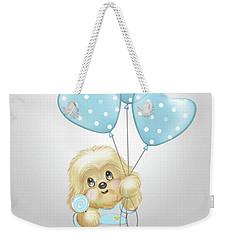 Cavapoo Toby Baby Weekender Tote Bag
