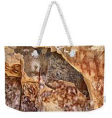 Cave Of The Hands Patagonia Argentina Weekender Tote Bag