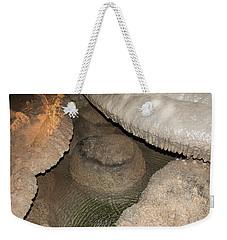 Cavern Pond 2 Weekender Tote Bag by James Gay