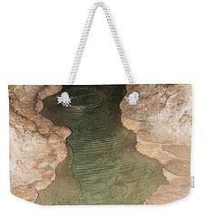 Cavern Pond 3 Weekender Tote Bag by James Gay