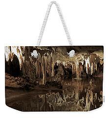 Cavern Reflections Weekender Tote Bag
