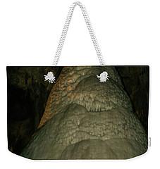 Cavern Stalagmite Weekender Tote Bag by James Gay